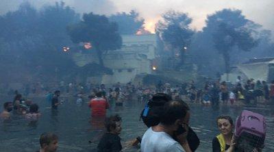 Τραγωδία στο Μάτι: Οι αστυνομικοί «καίνε» την Πυροσβεστική - «Καμία εισήγηση για εκκένωση»