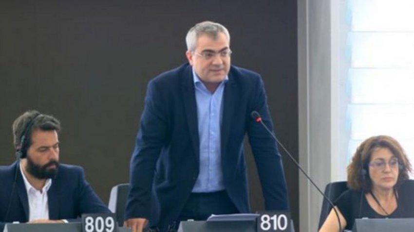 Ερώτηση του ευρωβουλευτή του ΚΚΕ Κώστα Παπαδάκη για την κλιμάκωση της τουρκικής επιθετικότητας