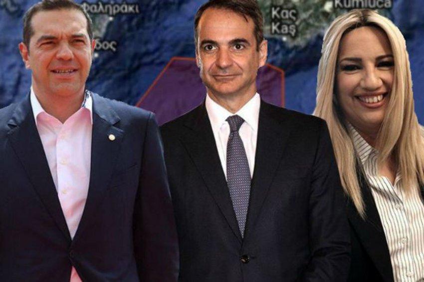 Σκληρή αντίδραση της κυβέρνησης για τις Τουρκικές ενέργειες - Σύγκληση Συμβουλίου Εξωτερικών ζητούν ΣΥΡΙΖΑ-ΚΙΝΑΛ