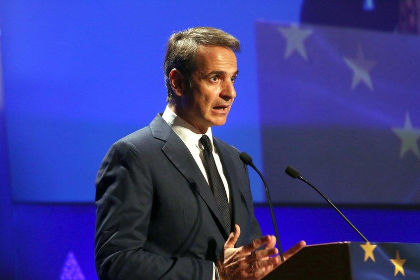Μητσοτάκης: Οι ενέργειες της Τουρκίας στην Αν. Μεσόγειο υπονομεύουν τις προσπάθειες της ΕΕ