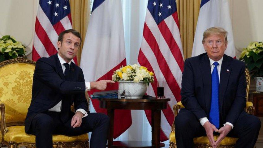Σύνοδος ΝΑΤΟ: Νέες αντιπαραθέσεις ενόψει των επίσημων συνομιλιών - Προειδοποίηση Μακρόν και Μέρκελ στον Τραμπ