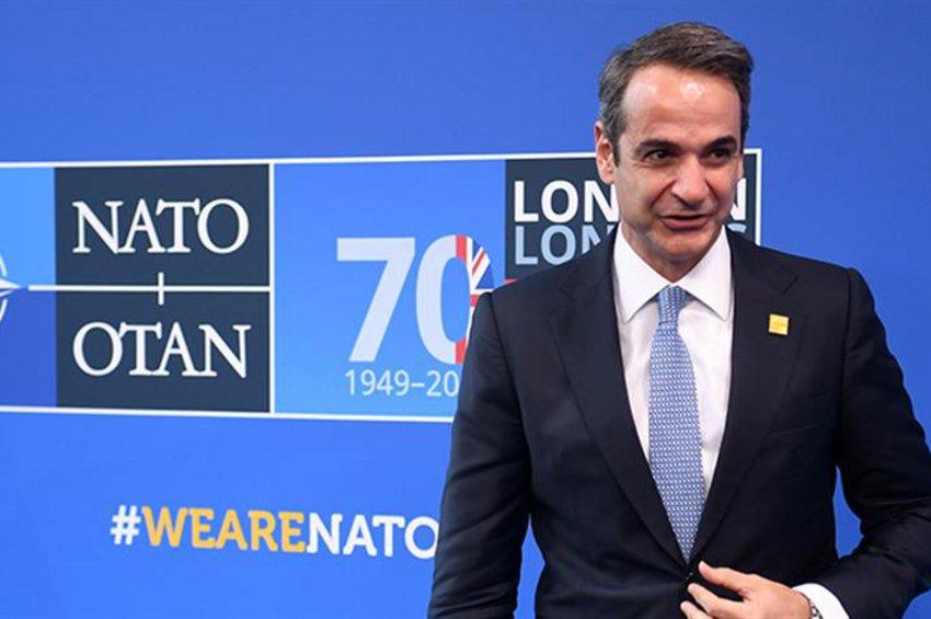 Παρέμβαση Μητσοτάκη στο ΝΑΤΟ: Οι ενέργειες της Τουρκίας απειλούν την περιφερειακή ασφάλεια