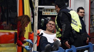 Πυρκαγιά σε ξενοδοχείο στη Συγγρού: Απεγκλωβίστηκαν 20, στο νοσοκομείο 3 με σοβαρά αναπνευστικά προβλήματα