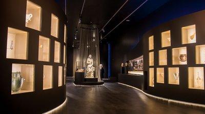 Κατά 75,4% μειώθηκε ο αριθμός των επισκεπτών στα μουσεία της χώρας στο α' πεντάμηνο του 2020
