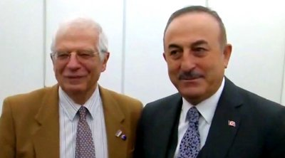 Συνάντηση Μπορέλ-Τσαβούσογλου: Οι σχέσεις Τουρκίας-ΕΕ, Συρία, Λιβύη και Ανατολική Μεσόγειος στο τραπέζι
