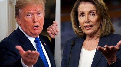 Ραγδαίες εξελίξεις στις ΗΠΑ: Την παραπομπή του Τραμπ ανακοίνωσε η πρόεδρος της Βουλής!