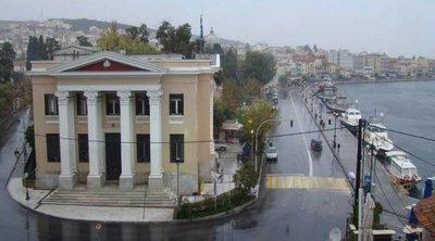 Κινητοποίηση των εργαζομένων της Περιφέρειας βορείου Αιγαίου και των δήμων Μυτιλήνης, Χίου και Σάμου για το μεταναστευτικό