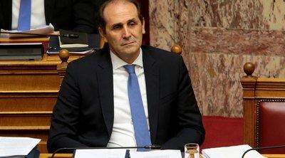Βεσυρόπουλος: Η προσπάθεια μείωσης των φόρων δεν σταματά εδώ