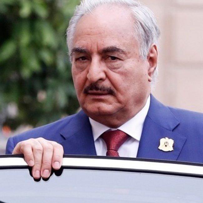 Σκληρή απάντηση Χαφτάρ σε Άγκυρα για το σύμφωνο με Λιβύη