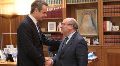 Έκκληση για αλληλεγγύη και υποστήριξη στην Ελλάδα απευθύνει ο γενικός γραμματέας του ΔΟΜ