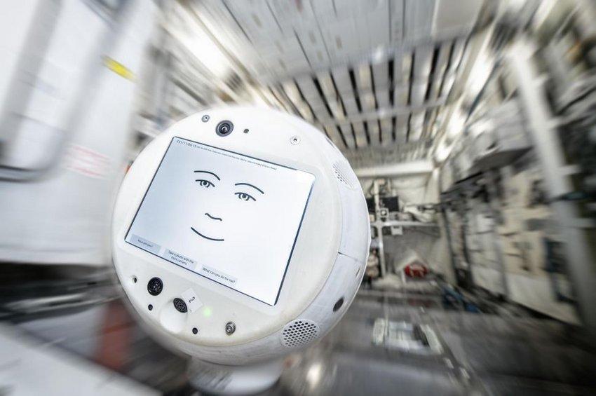 Ρομπότ με φωνή και τεχνητή νοημοσύνη επιστρέφει στον Διεθνή Διαστημικό Σταθμό - Για να κάνει παρέα στους αστροναύτες