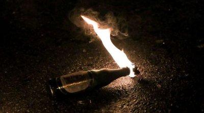 Ομάδα νεαρών πέταξε βόμβες μολότωφ εναντίον αστυνομικών στο ημίχρονο του αγώνα μπάσκετ Παναθηναϊκού-Ολυμπιακού