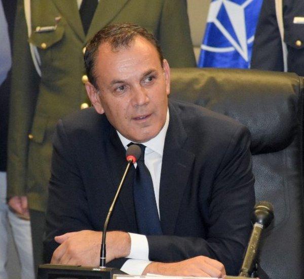Παναγιωτόπουλος: Οι Ένοπλες Δυνάμεις είναι ισχυρές και εξοπλισμένες σε όλους τους κλάδους