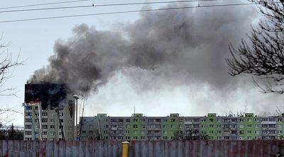 Σλοβακία: Φονική έκρηξη σε 12όροφη πολυκατοικία - Πέντε νεκροί και δεκάδες τραυματίες – ΒΙΝΤΕΟ