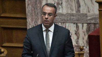 Σταϊκούρας: Δεν θα υπάρξει ούτε ένα ευρώ παραπάνω φόρος - Δεν έχω αυταπάτες, άλλοι είχαν - ΒΙΝΤΕΟ