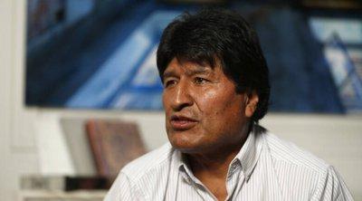 «Αργά ή γρήγορα» θα επιστρέψω στην Βολιβία δηλώνει ο Έβο Μοράλες