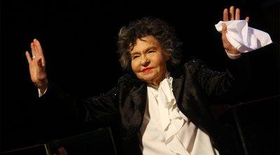 Βουλγαρία: Η Στογιάνκα Μουτάφοβα, η «γηραιότερη ηθοποιός στον κόσμο», πέθανε σε ηλικία 97 ετών
