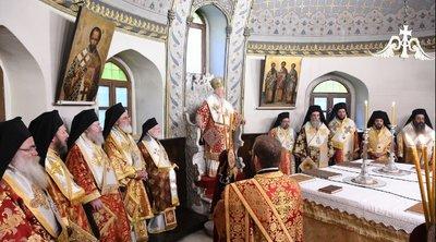 Οικουμενικός Πατριάρχης: «Ο Πρώτος είναι όντως ο ελθών διακονήσαι και ουχί διακονηθήναι»