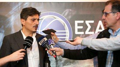 Δ. Γιαννακόπουλος: Πολύ σύντομα θα έχουμε ανακοινώσεις για τον Βοτανικό! - Τι είπε για την ομάδα μπάσκετ και πώς χαρακτήρισε τον Σπανούλη