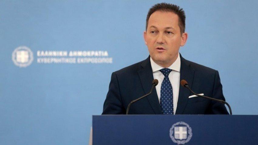 Πέτσας: Μας ξεπερνά το να επιχαίρει ο ΣΥΡΙΖΑ επειδή η Ελλάδα δεν προσεκλήθη σε μια διάσκεψη, οι ρίζες της οποίας χρονολογούνται από εποχής του