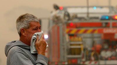 Σε κατάσταση ασφυξίας το ανατολικό τμήμα της Αυστραλίας λόγων των πυρκαγιών