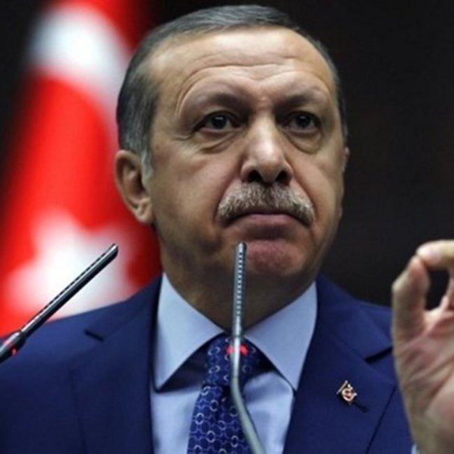 Ερντογάν: Θα στείλω στρατεύματα στη Λιβύη - Εδειξε χάρτες με τα σχέδιά του για την αν. Μεσόγειο