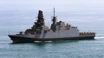 Αρχίζει την Πέμπτη η τριμερής ναυτική άσκηση Κύπρου, Γαλλίας και Ιταλίας στην κυπριακή ΑΟΖ