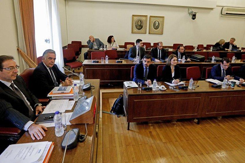 Ένταση στην προκαταρκτική - ΝΔ: Η Τουλουπάκη έστειλε μόνο τα έγγραφα που ζήτησε ο ΣΥΡΙΖΑ