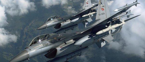 Τουρκικά F-16 πάνω από τη Ρω - Αναχαιτίστηκαν από ελληνικά μαχητικά