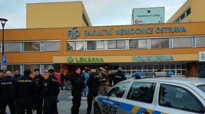 Πυροβολισμοί σε νοσοκομείο στην Τσεχία - Εξι νεκροί