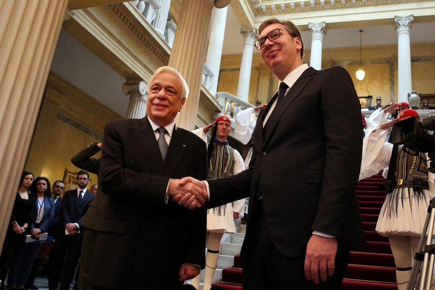 Παυλόπουλος: Η Ελλάδα θα υπερασπιστεί στο ακέραιο, τα σύνορα, το έδαφος και την ΑΟΖ της