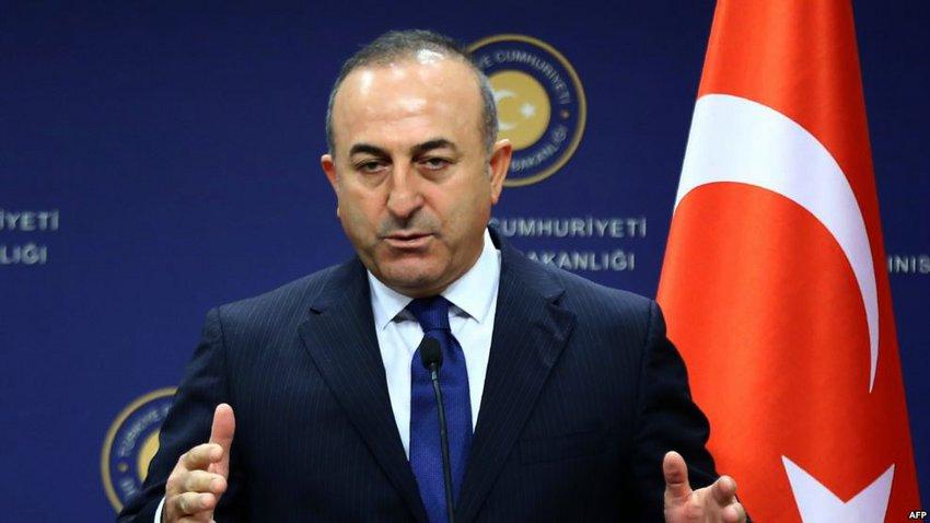 Τσαβούσογλου: Είμαστε έτοιμοι να υπογράψουμε παρόμοιες συμφωνίες με όλες τις παράκτιες χώρες στην Ανατολική Μεσόγειο