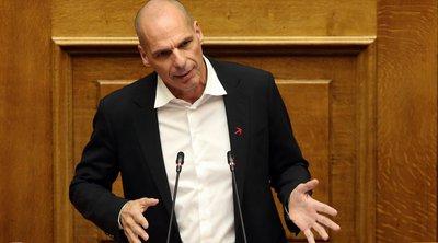 Βαρουφάκης: Για λόγους αρχής καταψηφίζουμε ένα προσβλητικό για τους Έλληνες της διασποράς νομοσχέδιο