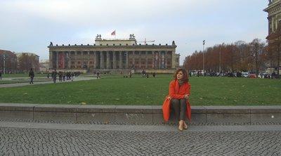 «ΠΡΟΣΩΠΙΚΑ» με την Έλενα Κατρίτση - «Βερολίνο: Η πόλη με τα χίλια πρόσωπα»