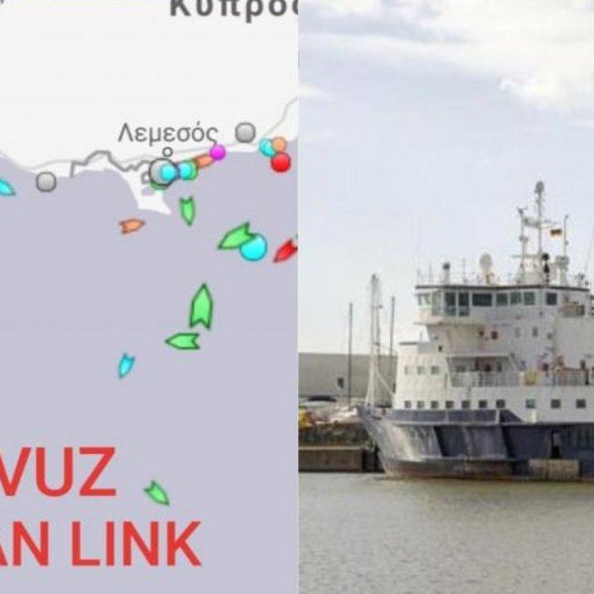 Πειρατική τουρκική ενέργεια στην κυπριακή ΑΟΖ: Εκαναν νηοψία σε ερευνητικό πλοίο