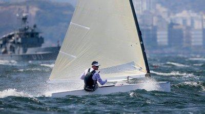 Ετοιμος ο Γιάννης Μιτάκης για το Παγκόσμιο Πρωτάθλημα Φινν της Μελβούρνης
