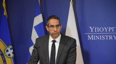 Υπουργός Άμυνας Κύπρου Αγγελίδης: Οι παράνομες τουρκικές προκλήσεις δεν βοηθούν στην έναρξη ουσιαστικών διαπραγματεύσεων