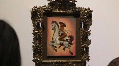 Ένας πίνακας του Εμιλιάνο Σαπάτα που διχάζει