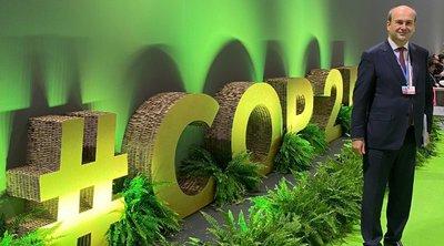 Χατζηδάκης: Η Ελλάδα δεν ζητάει παρατάσεις για την κλιματική αλλαγή
