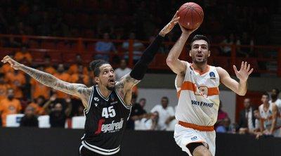 Μπάσκετ-EuroCup: Αποτελέσματα για την 9η αγωνιστική στον 1ο όμιλο