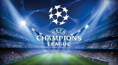 Champions League : Τα αποτελέσματα της 6ης αγωνιστικής