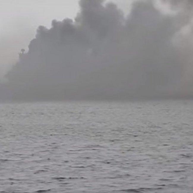 Πυρκαγιά στο μοναδικό ρωσικό αεροπλανοφόρο «Ναύαρχος Κουζνέτσοφ» - Eξι τραυματίες, ένας αγνοούμενος