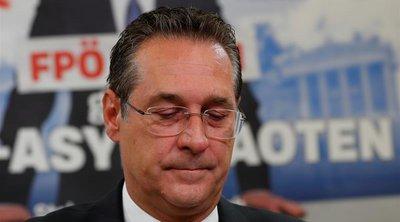Αυστρία: Διάσπαση του εθνικιστικού Κόμματος των Ελευθέρων του πρώην αντικαγκελάριου Χάιντς-Κρίστιαν Στράχε