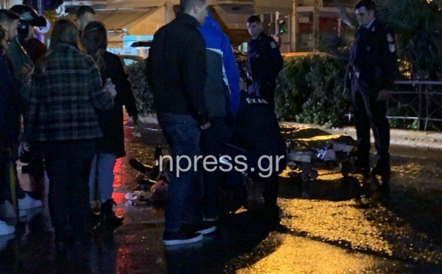 Ταξί παρέσυρε και τραυμάτισε πεζό στην Καλλιθέα