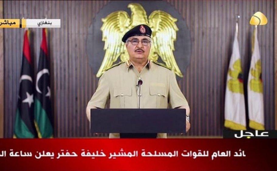 Ραγδαίες εξελίξεις στη Λιβύη: Ο Χαφτάρ έδωσε εντολή για την κατάληψη της Τρίπολης