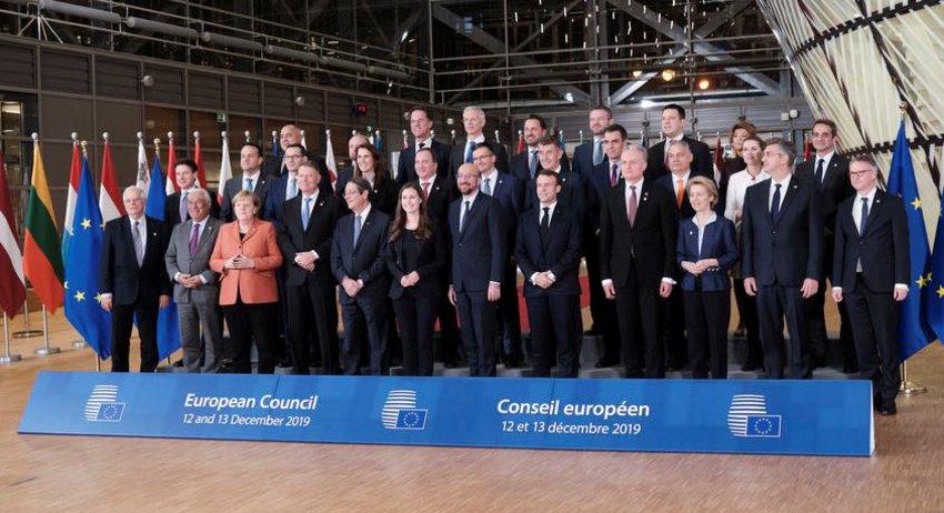 Ευρωπαϊκό Συμβούλιο: Το μνημόνιο συμφωνίας Τουρκίας-Λιβύης δεν συμμορφώνεται με το δίκαιο της θάλασσας