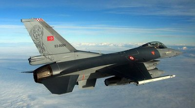 Τουρκία: Μπαράζ παραβιάσεων και μία εικονική αερομαχία στο Αιγαίο