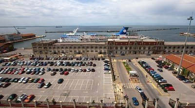 Ακτοπλοϊκή σύνδεση της Θεσσαλονίκης με νησιά του βορειοανατολικού Αιγαίου