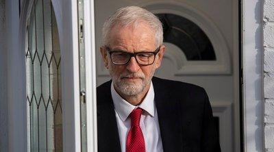 Βρετανία: Έρευνα δείχνει ότι ο Κόρμπιν ήταν ο βασικός λόγος της ήττας των Εργατικών
