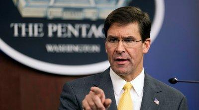Οι ΗΠΑ θα μειώσουν τους στρατιωτικούς στο Αφγανιστάν σε «λιγότερους από 5.000» περί τα τέλη Νοεμβρίου